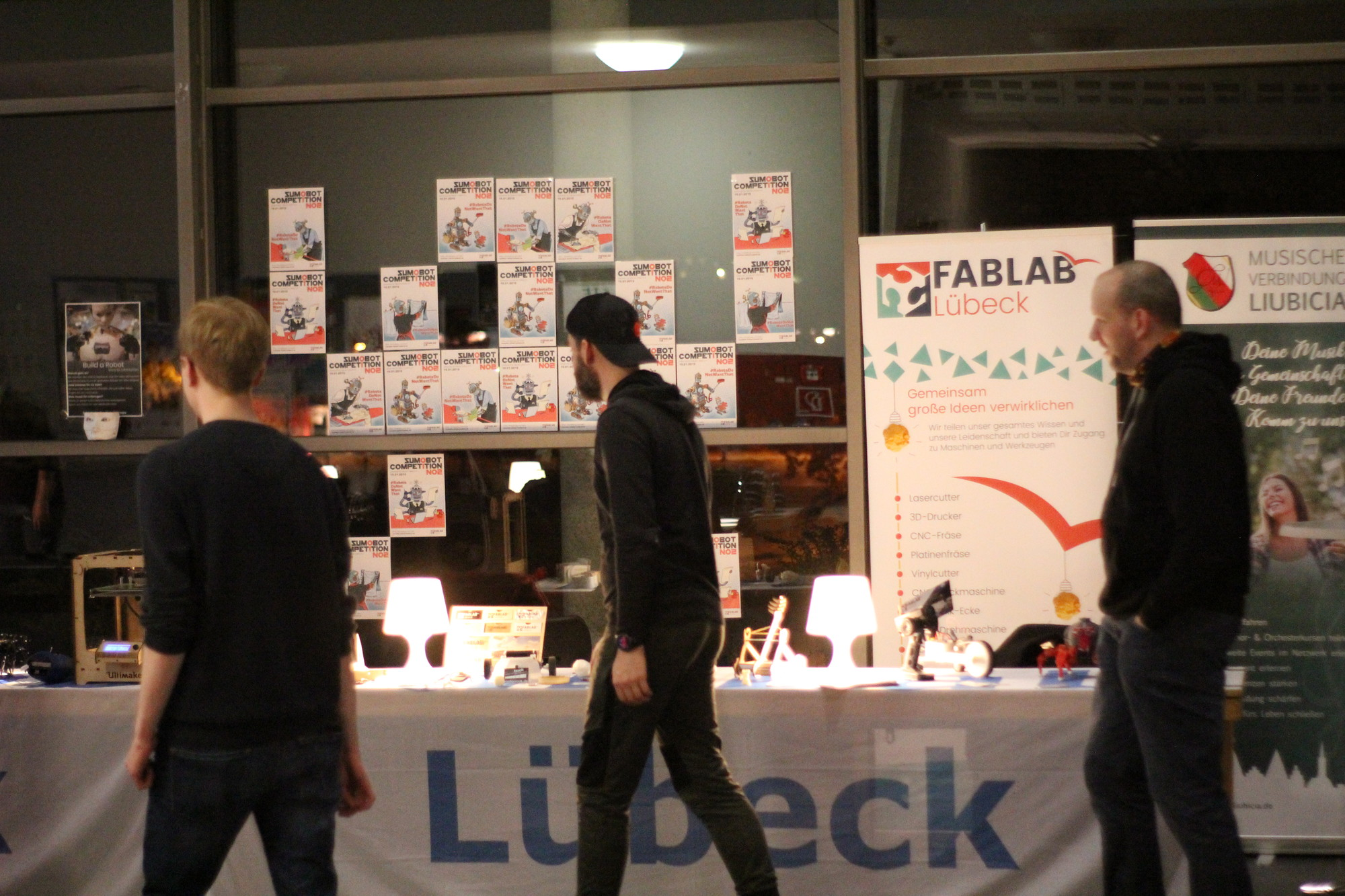 FabLab Stand