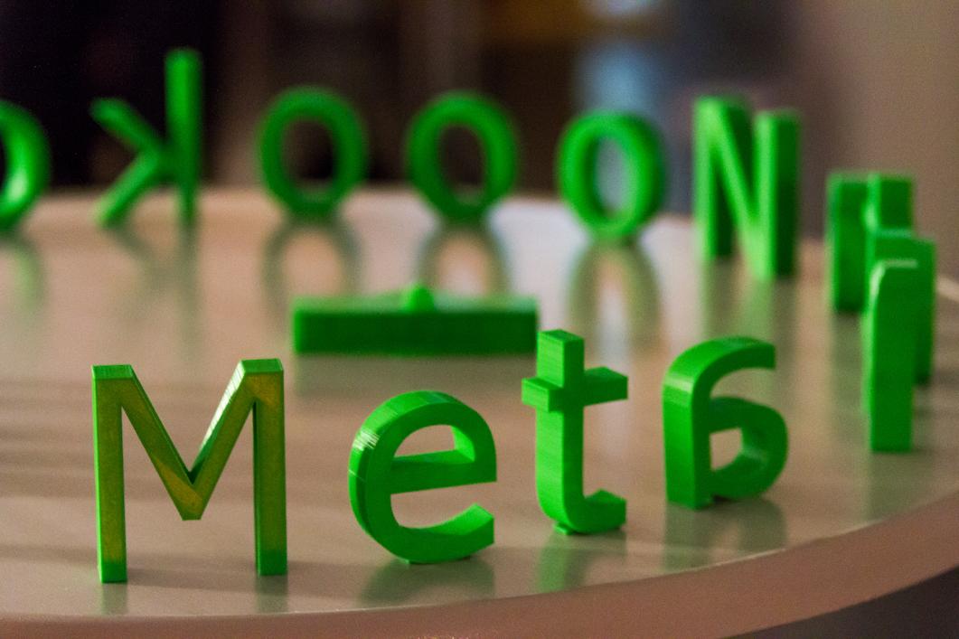 3D gedrucktes Nook